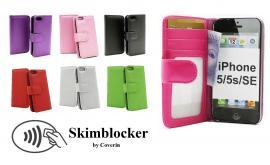 Skimblocker Mobiltaske iPhone 5/5s/SE