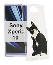 TPU Designcover Sony Xperia 10
