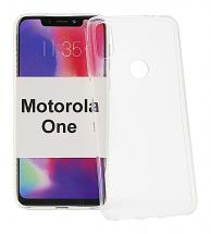 Ultra Thin TPU Cover Motorola One