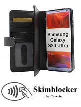 Skimblocker XL Wallet Samsung Galaxy S20 Ultra (G988B)
