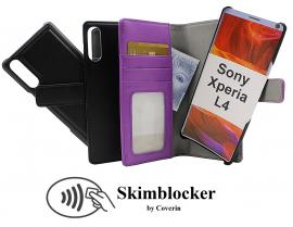 Skimblocker Magnet Wallet Sony Xperia L4
