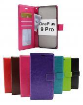Crazy Horse Wallet OnePlus 9 Pro
