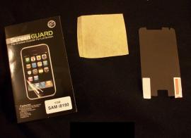 Skærmbeskyttelse Samsung Galaxy W (i8150)