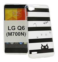 TPU Designcover LG Q6 (M700N)