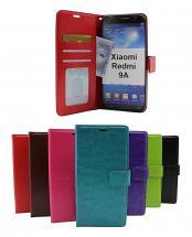 Crazy Horse Wallet Xiaomi Redmi 9A