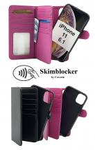 Skimblocker XL Magnet Wallet iPhone 11 (6.1)