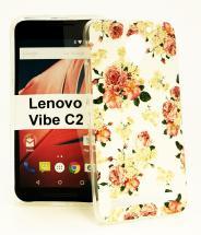 TPU Designcover Lenovo Vibe C2
