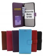 New Standcase Wallet Motorola Moto G100