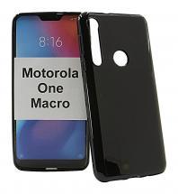 TPU Mobilcover Motorola One Macro