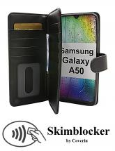 Skimblocker XL Wallet Samsung Galaxy A50 (A505FN/DS)