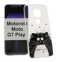 TPU Designcover Motorola Moto G7 Play