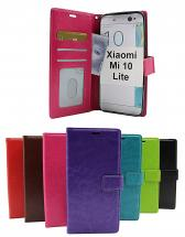 Crazy Horse Wallet Xiaomi Mi 10 Lite