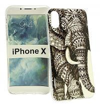 TPU Designcover iPhone X/Xs
