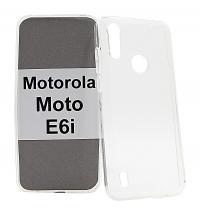 TPU Mobilcover Motorola Moto E6i