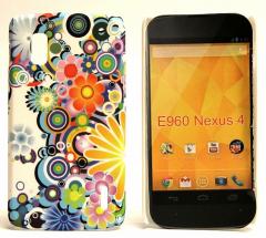 Hardcase cover LG Google Nexus 4 (E960)