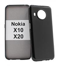 TPU Mobilcover Nokia X10 / Nokia X20