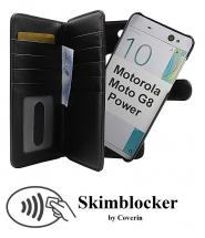 Skimblocker XL Magnet Wallet Motorola Moto G8 Power