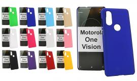 Hardcase Cover Motorola One Vision