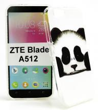 TPU Designcover ZTE Blade A512