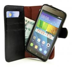 Crazy Horse Magnet Wallet Huawei Y5 (Y560)