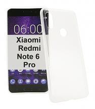 Ultra Thin TPU Cover Xiaomi Redmi Note 6 Pro
