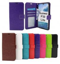 Crazy Horse Wallet Huawei P30 Lite