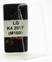 Ultra Thin TPU Cover LG K4 2017 (M160)