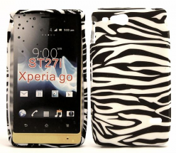 TPU Designcover Sony Xperia Go (st27i)