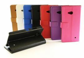 Standcase wallet Microsoft Lumia 640 LTE