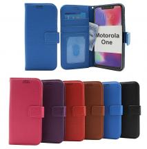 New Standcase Wallet Motorola One