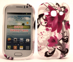TPU Designcover Samsung Galaxy Fame (s6810)