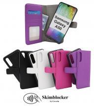Skimblocker Magnet Wallet Samsung Galaxy A50 (A505FN/DS)