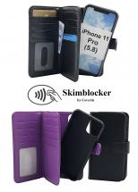 Skimblocker XL Magnet Wallet iPhone 11 Pro (5.8)