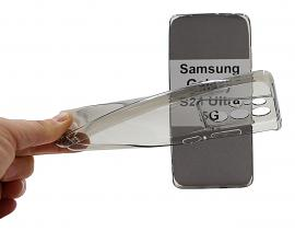 Ultra Thin TPU Cover Samsung Galaxy S21 Ultra 5G (G998B)