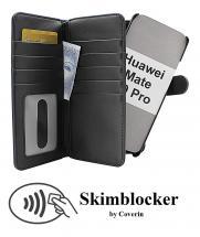 Skimblocker XL Magnet Wallet Huawei Mate 40 Pro