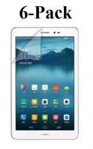 6-Pack Skærmbeskyttelse Huawei MediaPad T1 10