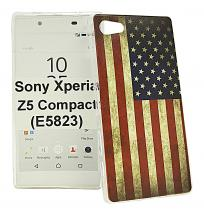 TPU Designcover Sony Xperia Z5 Compact (E5823)