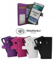 Skimblocker Magnet Wallet Huawei Y6s