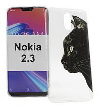 Designskal TPU Nokia 2.3