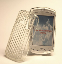 Crystal Cover Sony E. Live With Walkman