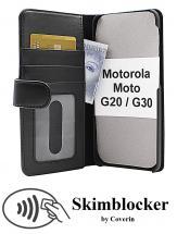 Skimblocker Mobiltaske Motorola Moto G20 / Moto G30