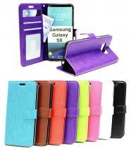 Crazy Horse Wallet Samsung Galaxy S8 (G950F)