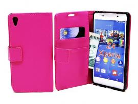 Standcase TPU wallet Sony Xperia Z3+ (E6553)