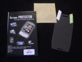 Skærmbeskyttelse Nokia X7
