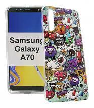 TPU Designcover Samsung Galaxy A70 (A705F/DS)