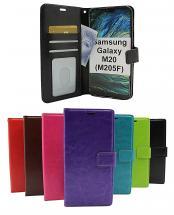 Crazy Horse Wallet Samsung Galaxy M20 (M205F)