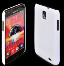 Hardcase Cover Samsung Galaxy S2 LTE, Extra Cover på köpet!