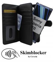 Skimblocker XL Magnet Wallet Sony Xperia 10