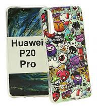 TPU Designcover Huawei P20 Pro