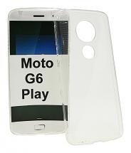 Ultra Thin TPU Cover Motorola Moto G6 Play